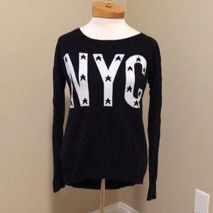 Express NYC Sweater